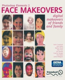 Photoshop Elements 2 Face Makeovers (English) Pap/Cdr Edition (Paperback)