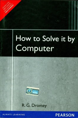 Buy How To Solve It By Computer 1st Edition: Book