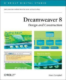 Dreamweaver 8 Design and Construction (English) (Paperback)