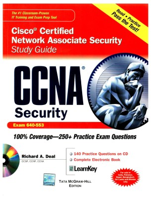 CCENT ICND1 Study Guide (3rd ed.) by Todd Lammle (ebook)