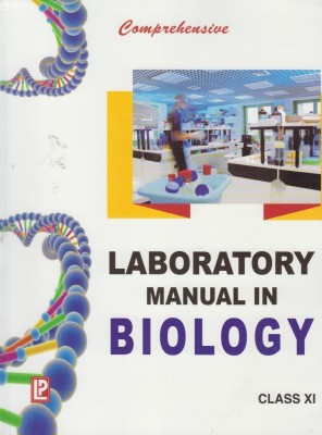 Comprehensive Laboratory Manual In Biology Class 11 border=