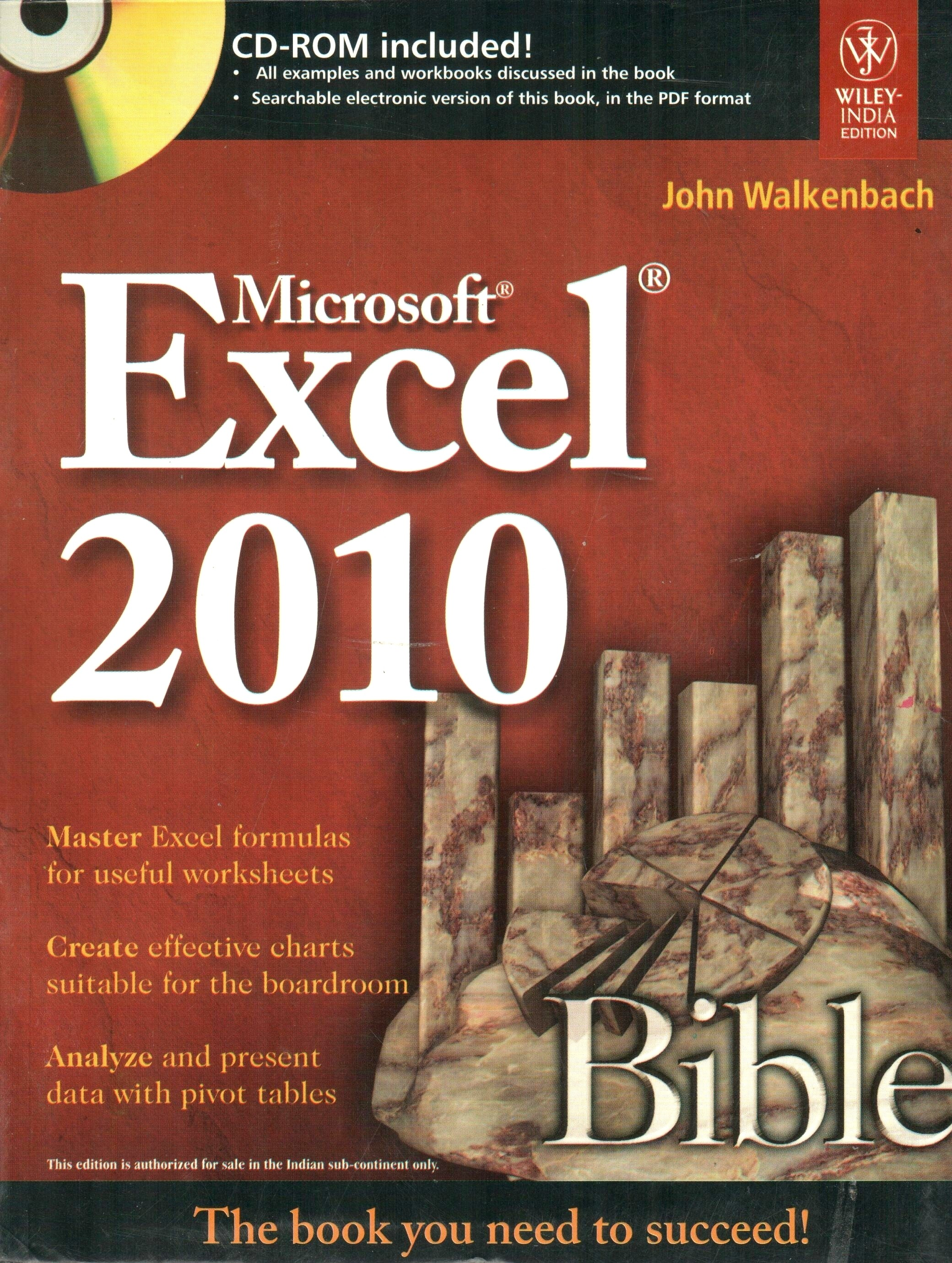 microsoft office excel 2017 bible pdf free download