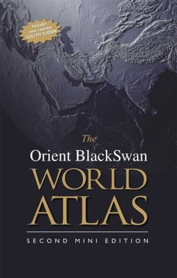 Orient Blackswan World Mini Atlas 2/e PB (English) price comparison at Flipkart, Amazon, Crossword, Uread, Bookadda, Landmark, Homeshop18