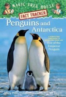 Magic Tree House Fact Tracker #18: Penguins and Antarctica (English): Book
