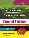 Comprehension, Interpersonal & Communication Skills For General Studies (Paper - 2) 1st Edition: Book