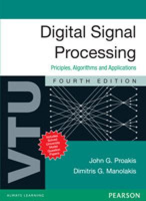 Digital Signal Processing : Principles, Algorithms and Applications (For VTU) 4th  Edition price comparison at Flipkart, Amazon, Crossword, Uread, Bookadda, Landmark, Homeshop18