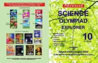 ADVANCED SCIENCE OLYMPIAD EXPLORER FOR CLASS 10 (English): Book
