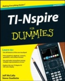TI-Nspire For Dummies (English) 2 Rev ed Edition (Paperback)