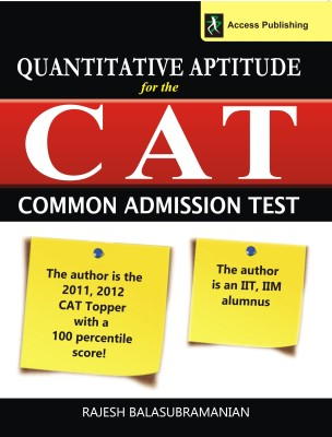 Buy CAT - Quantitative Aptitude: Book