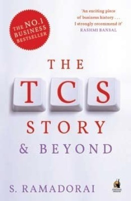 The TCS Story and Beyond price comparison at Flipkart, Amazon, Crossword, Uread, Bookadda, Landmark, Homeshop18