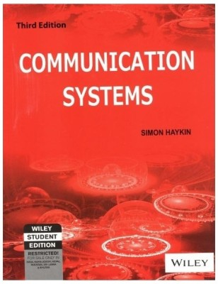 Buy Communication Systems (English) 3rd Edition: Book