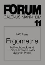 Ergometrie (Paperback)