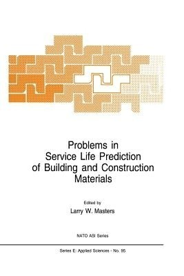 Buy problems in service life prediction of building and for Price of construction materials