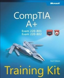 Comptia A+ Training Kit (Exam 220-801 and Exam 220-802) (English) (Paperback)