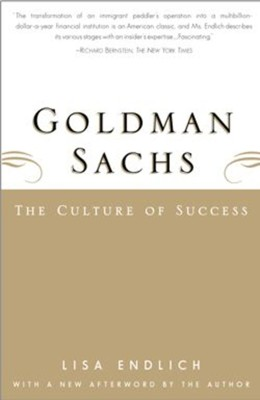 Buy GOLDMAN SACHS (English): Book