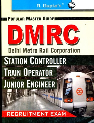 Buy DMRC Station Controller/Train Operator/Jr. Engineering Guide: Book