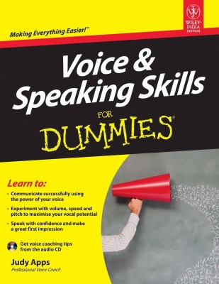 Voice & Speaking Skills for Dummies: Making Everything Easier! price comparison at Flipkart, Amazon, Crossword, Uread, Bookadda, Landmark, Homeshop18