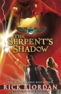 Buy Kane Chronicles: The Serpent's Shadow by rick riordan-English-Penguin-Paperback (English): Book