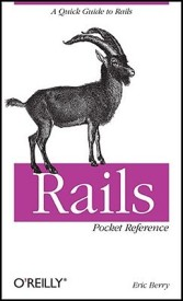 Rails Pocket Reference (English) (Paperback)