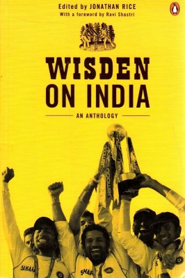 Wisden on India: An Anthology price comparison at Flipkart, Amazon, Crossword, Uread, Bookadda, Landmark, Homeshop18