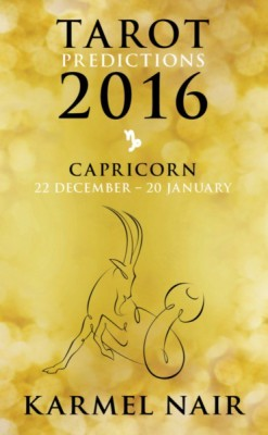 Tarot Predictions 2016: Capricorn (English) price comparison at Flipkart, Amazon, Crossword, Uread, Bookadda, Landmark, Homeshop18