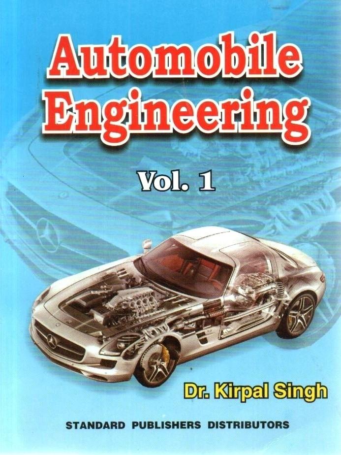 Automobile Engg By Kirpal Singh Epub Download