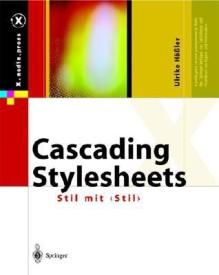 CASCADING STYLESHEETS : STIL MIT <stil/> (WITH CD-ROM) (Hardcover)