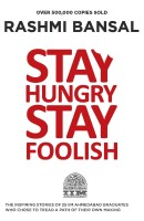 Stay Hungry Stay Foolish (English): Book