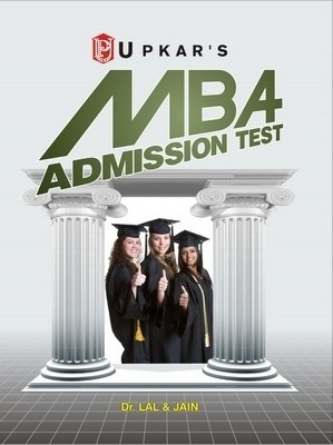 M.B.A. Admission Test 1st Edition price comparison at Flipkart, Amazon, Crossword, Uread, Bookadda, Landmark, Homeshop18