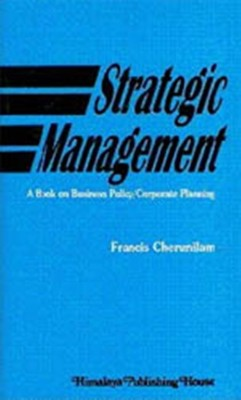 Strategic Management (English) 3rd  Edition price comparison at Flipkart, Amazon, Crossword, Uread, Bookadda, Landmark, Homeshop18