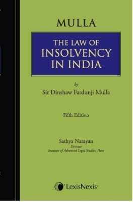 The Law of Insolvency in India (English) 5th  Edition price comparison at Flipkart, Amazon, Crossword, Uread, Bookadda, Landmark, Homeshop18
