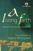 LIVING FAITH: MY QUEST FOR PEACE, HARMONY: Book