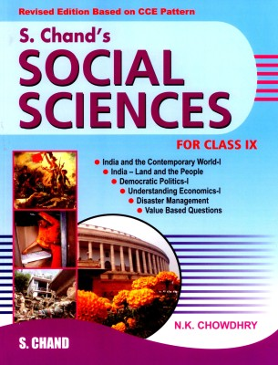 Buy Social Sciences for Class IX 01 Edition: Book