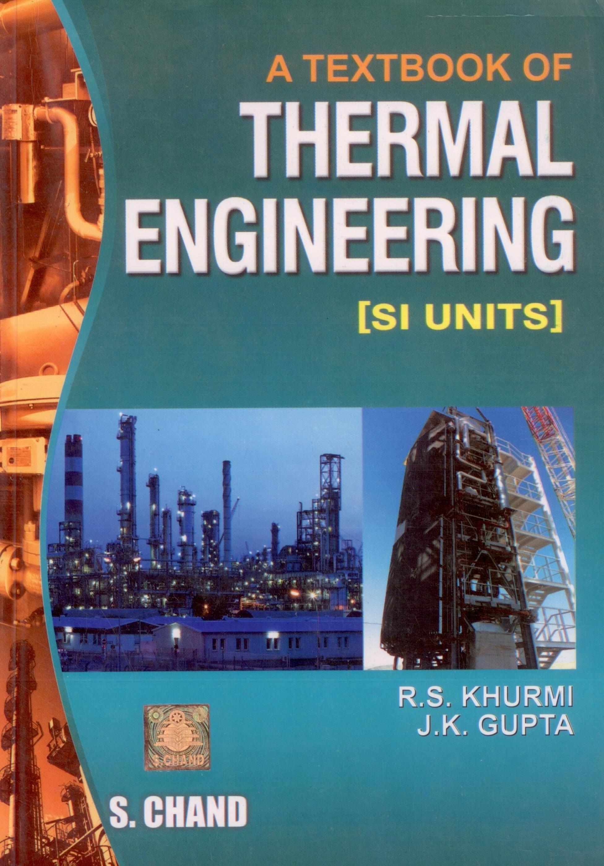 Theory Of Machines by R. S. Khurmi J.K. Gupta PDF Free Download