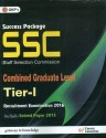 S S C Combined Graduate Level 2016 (Tier I) Includes Solved Paper 2015 (English): Book
