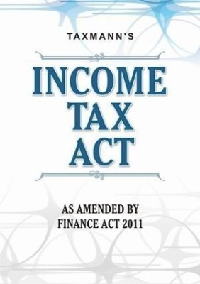 Buy Income Tax Act: Book