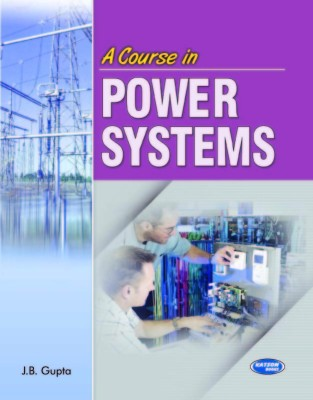 Buy A Course in Power Systems 11th  Edition: Book