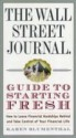 The Wall Street Journal Guide to Starting Fresh: How to Leave Financial Hardships Behind and Take Control of Your Financial Life (English): Book