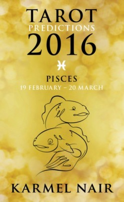Tarot Predictions 2016: Pisces (English) price comparison at Flipkart, Amazon, Crossword, Uread, Bookadda, Landmark, Homeshop18