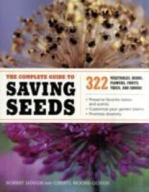 Complete Guide to Saving Seeds (Paperback)