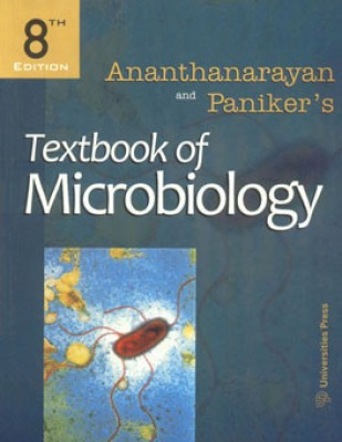 Ananthanarayan and paniker's textbook of microbiology 8th edition