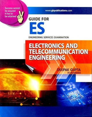 Buy IES: Electronics And Telecommunication Engineering Guide 01 Edition: Book