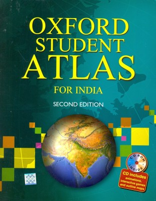 Buy Oxford Student Atlas for India (English) 2nd Edition: Book