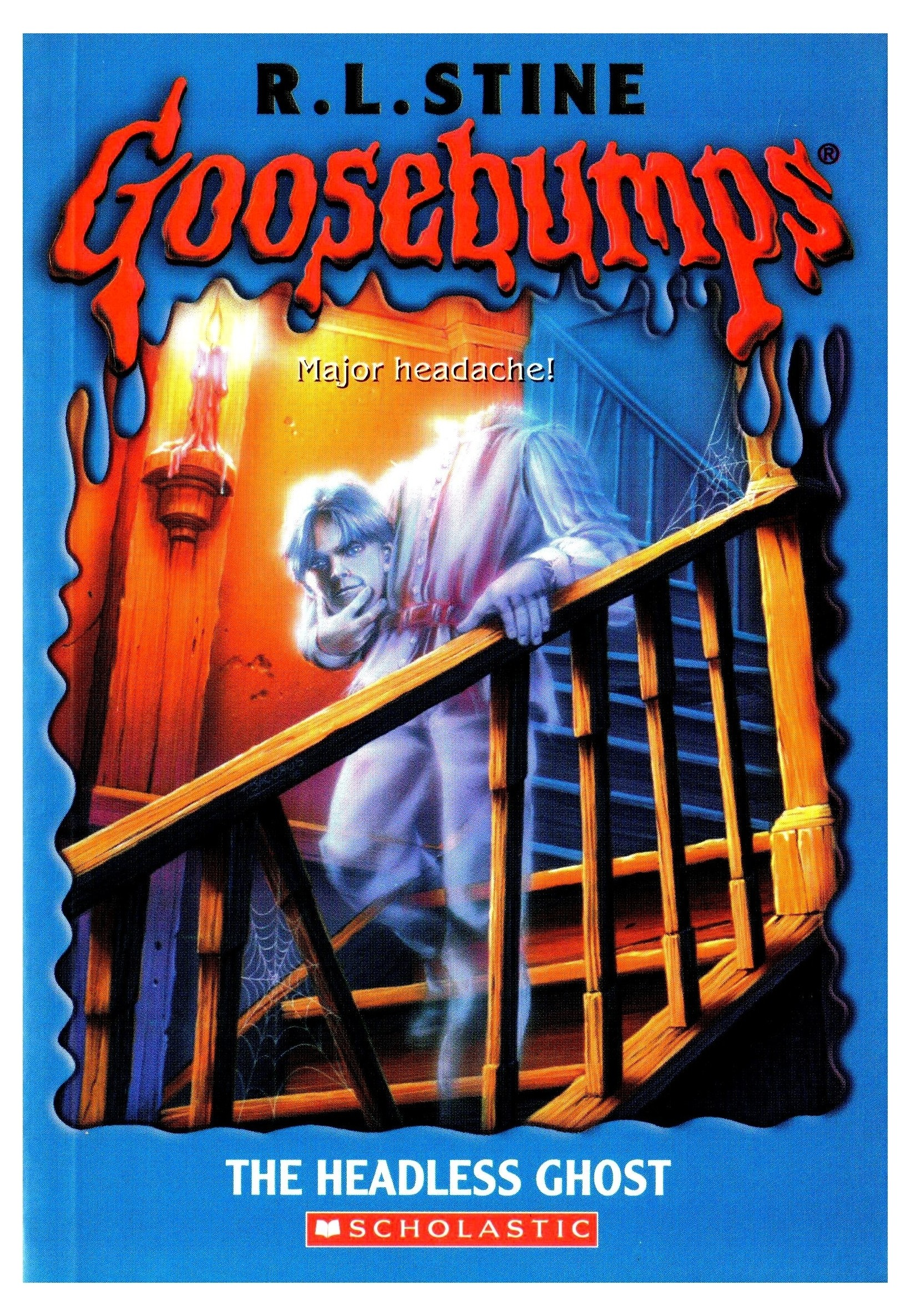 Goosebumps: The Headless Ghost (English) - Buy Goosebumps ...  Goosebumps: The...