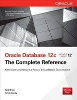 Oracle Database 12c the Complete Reference: Book