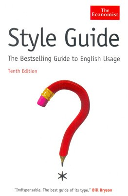 Buy The Economist Style Guide (English) 10th Edition: Book