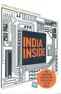 Buy India Inside: The Emerging Innovation Challenge to the West (English): Book