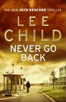 Never Go Back (English): Book