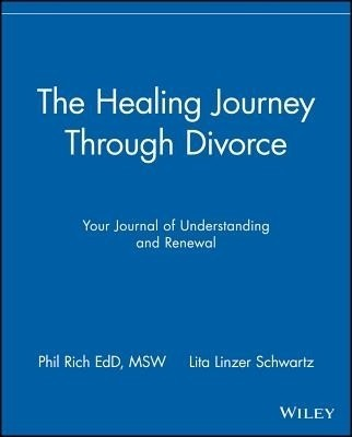 Divorce Counseling Homework Planner by Phil Rich EdD, MSW, Rich ...
