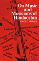 On Music and Musicians of Hindoostan: Book